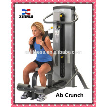Seated Abdominal Crunch Machine