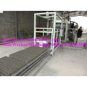 Bloc de ciment QT10-15 faisant la machine 9000-12000pcs / day