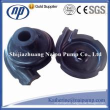2 polegadas Ah borracha peças de reposição capa placa forro (C2017)
