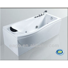 EAGO AM190 Acrylic rectangular Massage tub Whirlpool Bathtub