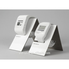 White Acrylic Watch Display Holder