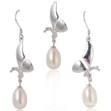 Серебро с пресноводным жемчугом, жемчужное ожерелье