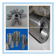 High quality steel bar connecting sleeve
