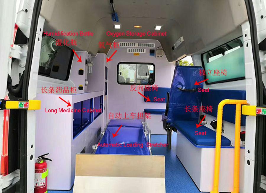 inner detaills for ambulance 1