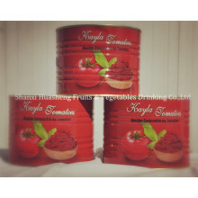 2,2 kg * 6 22% -24% Pasta de tomate em conserva