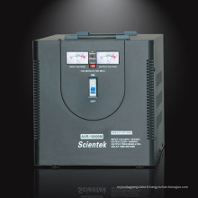 2015 Scientek Factory design 10000va 6000w Régulateur de tension fabriqué en Chine
