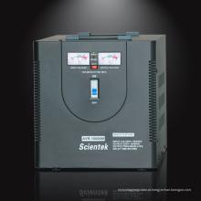 Desktop signle fase Saída 220V 8% 500va a 10000va AVR