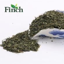 Beneficios de salud Premium cosechado a mano Estilo japonés Hoja suelta Sencha Té verde Superfood de hoja entera