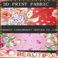 200-250cm 100 % coton matériau utilisé hometextile tissu imprimé