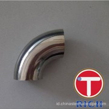 Seamless dan Welded Stainless steel 90 Derajat Siku