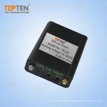 Alarme de voiture GSM / GPRS / GPS en temps réel avec moteur de démarrage par SMS, conversation bidirectionnelle, Démarreur à distance de voiture (WL)