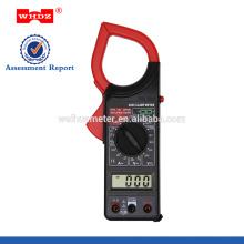 Pinza amperimétrica digital 266C con prueba de temperatura