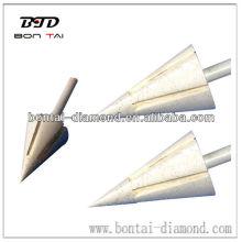 Pilzförmiger Diamant-Eckschleifer
