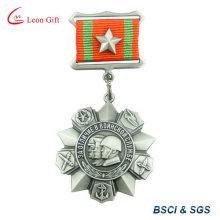 Военные награды металлические медали с лентой