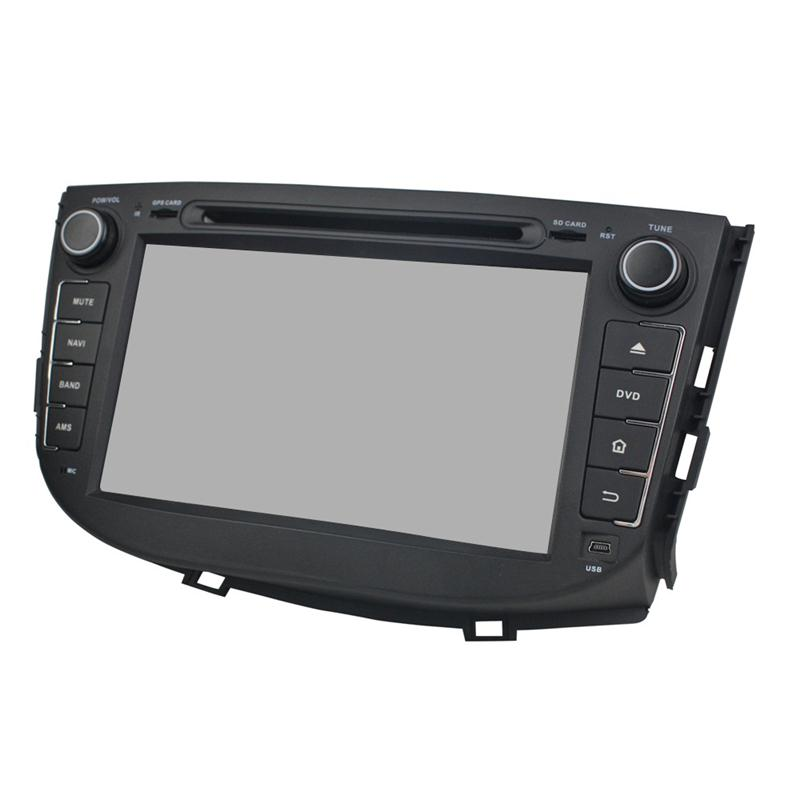 Lifan X60 Media Navigation