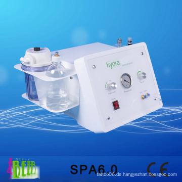 Wasser Dermabrasion Haut Verjüngung Haut Schälmaschine 3 in 1 SPA6.0