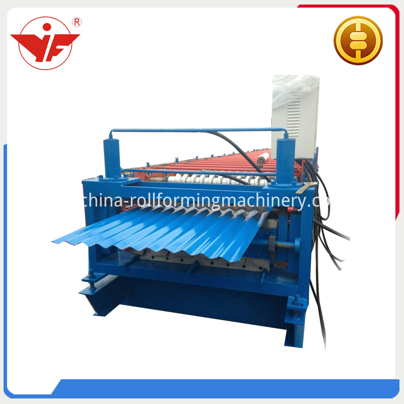 Popular Double Layer Roll Forming Machine