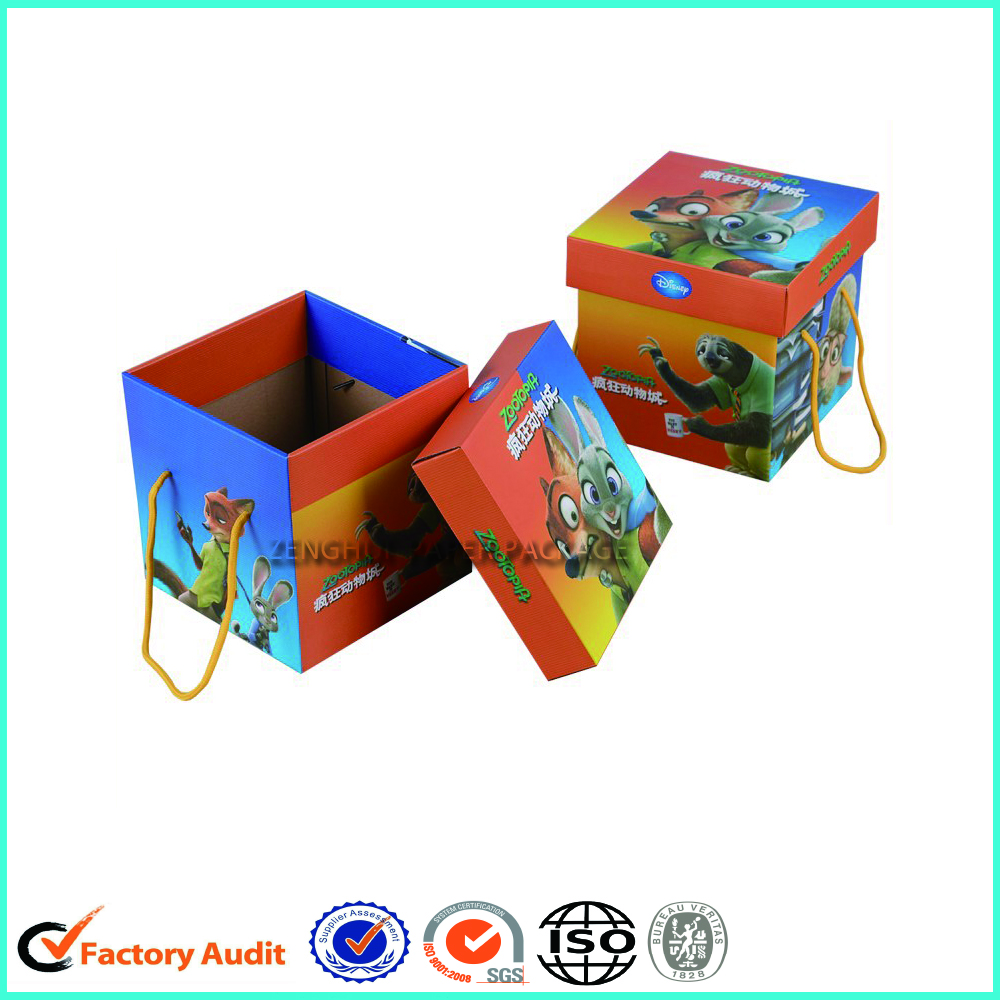 Customized Luxury Carton Boxes With Logo