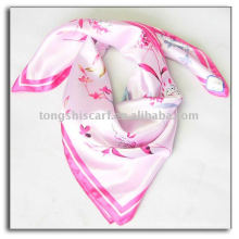 2014 spring fashion satin scarf