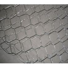 Hot Dipped Galvanized Gabions Net 240g High Zinc Export USA