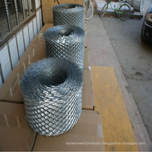 Galvanized Steel Block Work Mesh