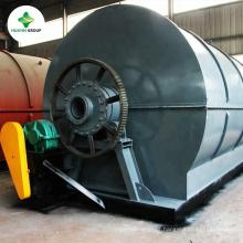 eliminação de plásticos de lixo desperdício para máquina de óleo combustível