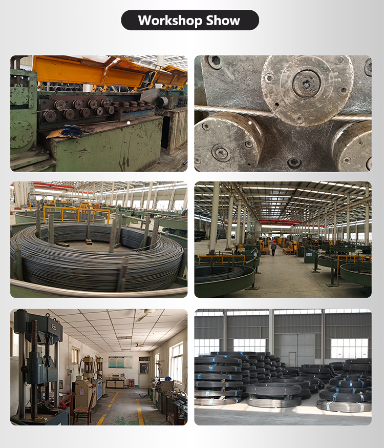 PC IRON WIRE PRODUCTION LINES