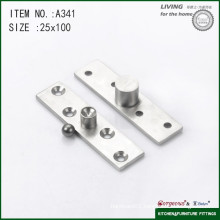 304 stainless steel central axis A341 100*25 door pivot hinge