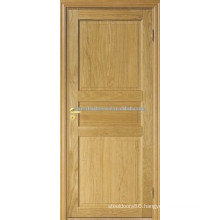 Modern style texture surface pine wood veneer door for home design