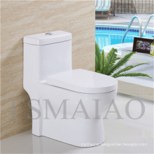 High Quality Bathroom Siphonic One Piece Ceramic Toilet (8101)