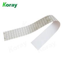 Folha flexível da luz traseira do painel do diodo emissor de luz para Lightbox
