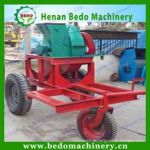 Großproduktive Holzrasiermaschine für Pferde- und Hühnerbettwäsche