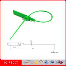Amostras grátis Jcps-007 Material Plástico e Padrão Padrão ou Vedações de Plástico Não-padrão