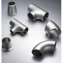 Aluminio extruido tubo, codo, Tee