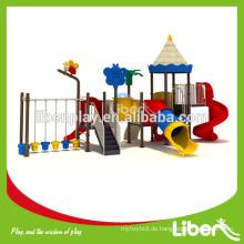 Beste Verkauf Outdoor Spielplatz Ausrüstung Stahl Spielplatz Ausrüstung
