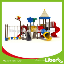 Best Sales Outdoor Playground Equipment Steel Playground Equipment