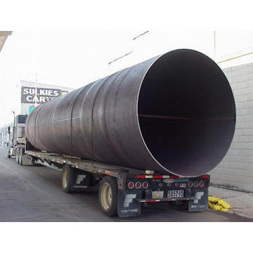 China Factory for China Big Diameter Piling SSAW Steel Pipe, Structural API 5L SSAW Steel Pipe. API5l SSAW Welded Steel Pipe supply to Saint Kitts and Nevis Manufacturer