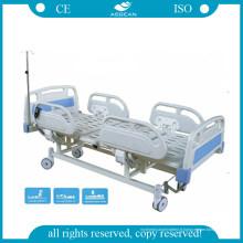 CE et ISO a approuvé le lit d'hôpital électrique multifonctionnel avancé d'AG-Bm103