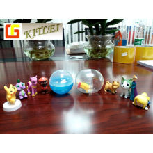 Hot Selling Toy Plastic Eggshell Toy Egg Capsule Toy