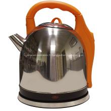 élément chauffant de teakettle, eau bouillante, culture de thé