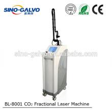 Vaginales Festziehen-System-Bruchco2-Laser-Ausrüstung mit 1-jähriger Garantie