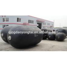 Pára-choques de borracha pneumática marinha de D1X2m