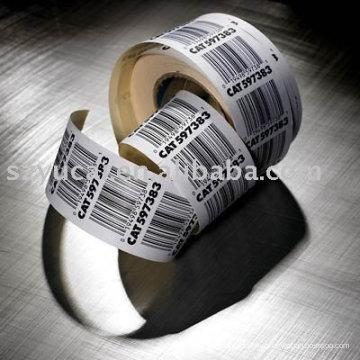barcode label