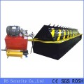 Security Automatic Vehicle Road Blocker System