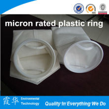250 micron filtros saco para tratamento de água