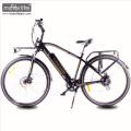 Grüne Energie Neues Design 36V350W 8Fun Motor City E-Bike mit versteckter Batterie in China hergestellt