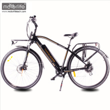 2017 Green power New design 36V350W cheap city electric chopper bikewith hidden battery,low price ebike with 8fun motor