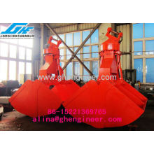 Excavatrice hydraulique Grab Clamshell Grab Excavator Grab Cargo Grab