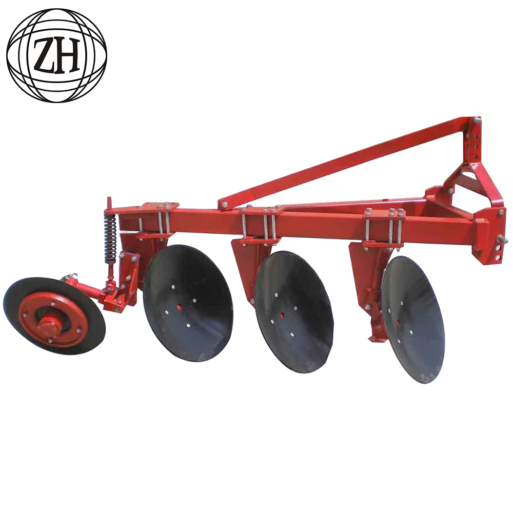 Multi Functions of the Disc Plough /Maintenace of Disc Plough