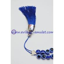 Blue Evil Eye Greek Worry Beads